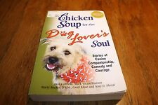 Chicken Soup for the Soul Dog Lovers