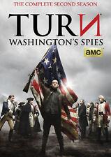 Turn: Washington's Spies: Season 2 DVD