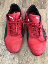 Puma Ferrari Trainers U.K. 4 EUR 37 Racing Red