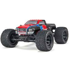 ARRMA 1/10 GRANITE VOLTAGE MEGA Truck 2WD RTR Red/Black ARAD09**