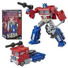 Transformers War for Cybertron Siege Optimus Prime WFC-S11 IN HAND USA