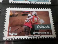 FRANCE 2013, timbre  AUTOADHESIF 804, RALLYE AICHA VOITURES oblitéré, VF STAMP