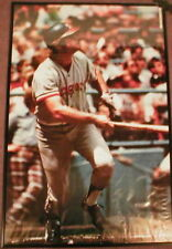 1975 JEFF BURROUGHS Poster SI Sports Illustrated Studio One - Texas Rangers
