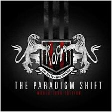 Korn 2 CD set Paradigm Shift World Tour Edition Best Buy Exclusive 9New Songs
