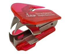 Lot Of 2 Ultimate Erkie Staple Remover With Pliers And Letter Opener Hot Pink