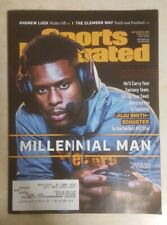Sports Illustrated September 9, 2019 Juju Smith-Schuster Pittsburgh Steelers