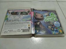 PS3 GAME LITTLE BIG PLANET 2 (ORIGINAL USED)