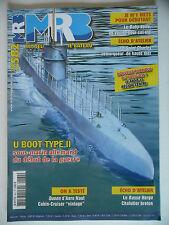 MRB - Modèle Réduit de Bateau #582 (REVUE) U-Boot Type II - Cabin Cruiser Queen