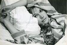 OLGA GEORGES-PICOT JE T'AIME JE T'AIME 1968 VINTAGE PHOTO ORIGINAL #1