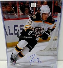 Tyler Seguin Boston Bruins Autographed signed 16x20 photo coa NEP..