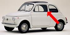CLASSIC FIAT 500 DOOR WINDOW GLASS LEFT SIDE (N/S NEAR SIDE) BRAND NEW