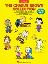 The Charlie Brown Collection Sheet Music Ukulele Book NEW 000155691