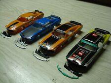 Scalextric - 1/32 slotcar bodies - NEW