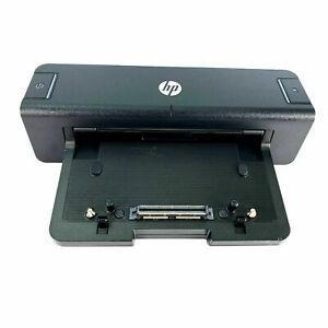 HP HSTNN-I11X Docking Station for Elitebook Laptop Port Replicator USB 3.0