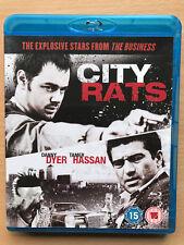 Danny Dyer City Rats 2009 Británico Acción / Urban Gangster Suspense Gb Blu-Ray