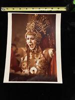 "Rare 1980 Adriana Asti in ""Caligula"" Stan Malinowski Studio Photo"