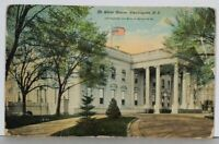 The White House Washington DC 1910 Postcard K15
