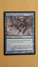 Crookclaw Transmuter Timespiral Set Signed by Ron Spencer MTG