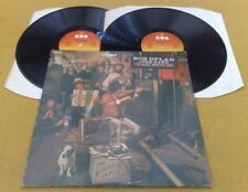 Bob Dylan 1st Edition 33RPM Speed Rock LP Records