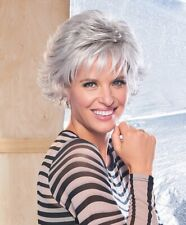 NEW RAQUEL WELCH WIG - Style voltage - size Average -color Silver Mist R56/60