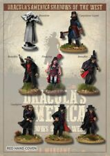 DRAC 202 Red Hand Coven POSSE BOX-Dracula 'S AMERICA - 28MM-FIRST CLASS