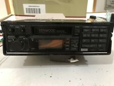 kenwood krc-757 pull out tape deck