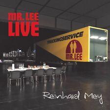REINHARD MEY - MR.LEE-LIVE  2 CD NEUF