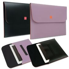 GreatShield Slim PU Leather Sleeve Case Cover Envelope Pouch For 10.1 in Tablet