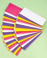 120-Pc, Bright Colored Tissue Paper Set Gift Wrapping Party Bags Event Supplies