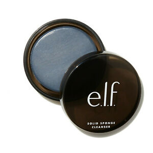E.L.F. Solid Brush & Sponge Cleanser #84057 ELF NEW Cleaner and Cleaning