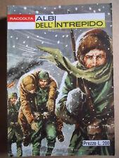 Raccolta ALBI DELL'INTREPIDO n°505 1968 con inserti Cuore D'Argento  [G391]
