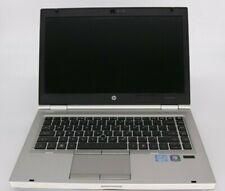 HP Elitebook 8460p i5-2450m @ 2.5 GHz 500GB HDD 8GB RAM Windows 10 Pro