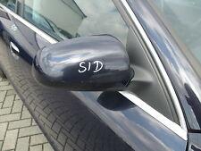 el. Außenspiegel rechts Audi A6 4F BRILLIANTBLAU LY5K Spiegel blau