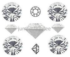18ss 4.3mm Crystal Clear Swarovski Chaton Pointed Back Rhinestone 1088 36 pieces