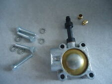 Lot NEUF Pompe à essence + bicones + vis + rondelles Solex 330 1400 2200