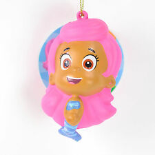 "KURT ADLER NICKELODEON BUBBLE GUPPIES ""MOLLY"" BLOW MOLD CHRISTMAS TREE ORNAMENT"