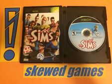 The Sims - XBox Microsoft COMPLETE