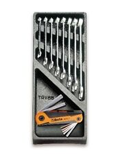 Beta Tools 2424T22 15pc Imperial Combination Spanners and Hex Key Set In Tray