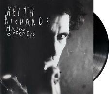 "Keith Richards ""main offender"" Vinyl LP NEU Album 2019"