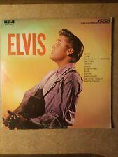 Elvis Presley Elvis Vinyl Record 1956