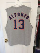 New York Mets Edgardo Alfonso Sleeveless Shirt Large