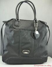 New Trend Limited GuEsS Handbag Ladies Yara Lg Bag Black