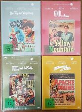DVD* Western Klassiker Sammlung 6 * 4 Filme * 3x NEU + 1x neuwertig *