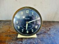 """Vintage Westclox Big Ben Alarm Clock - 4-3/4"""" Dial"""