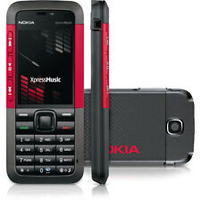 Nokia 5310 Red Xpress Music Seller Refurbished Mobile Phone.