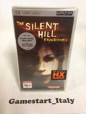 THE SILENT HILL EXPERIENCE - SONY PSP - NUOVO NEW PAL VERSION