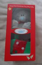 Me To You - Tiny Tatty Teddy - Baby's First Christmas - Bear & Socks Gift Box