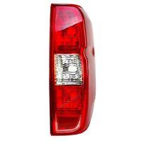 Rear tail light for Nissan Navara D40 pick up lamp with FOG UK spec O/S RH lens