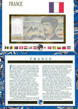 E Banknotes of All Nations France 20 Francs 1990 P-151d  UNC O.028 122613