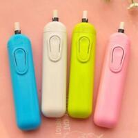 Electric Eraser Artist Pen Rubber Rubber School Office Battery Operated Ne-